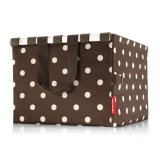 reisenthel Shoppingbox mocha dots